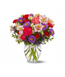 Teleflora's Birthday Wishes Bouquet