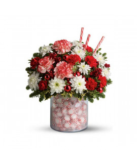 The Holiday Surprise Bouquet